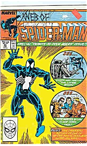 Spiderman - Marvel comics -# 35 Feb. 1988 (Image1)
