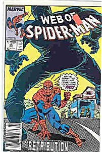 Spiderman - marvel comics - #39  June 1988 (Image1)