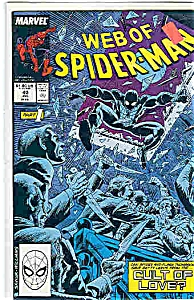 Spiderman - Marvel comics - # 40  July 1988 (Image1)
