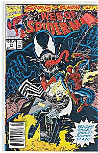 Spiderman - Marvel comics  # 95 Dec. 1988 (Image1)