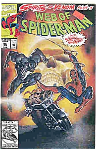 Spiderman - Marvel comics - # 96 Jan. 1993 (Image1)