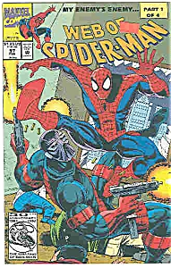 Spiderman - Marvel comics - # 97 Feb. 1993 (Image1)