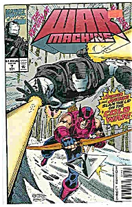 War Machine - Marvel comics - # 7 Oct. 1994 (Image1)