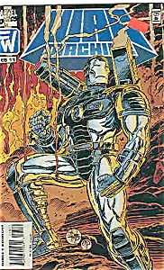 War Machine - Marvel comics - # 11 Feb. 1995 (Image1)