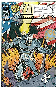 War Machine - Marvel comics - # 15 June 1995 (Image1)
