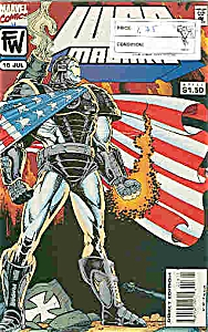 War Machine - Marvel comics - # 16 July 1995 (Image1)