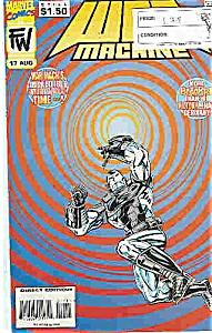 War Machine - Marvel comics - # 17  Aug. 1995 (Image1)