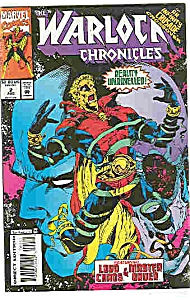 Warlock Chronicles - Marvel comics - # 2 August 1992 (Image1)