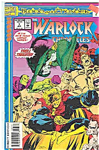 Warlock chronicles- Marvel comics - # 7 Jan. 1994 (Image1)