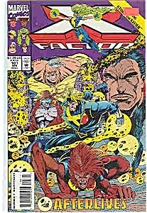 X-Factor - marvel comics - # 101  April 1994 (Image1)