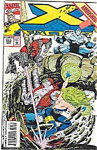 X-Factor - Marvel comics - # 102  May 1994 (Image1)