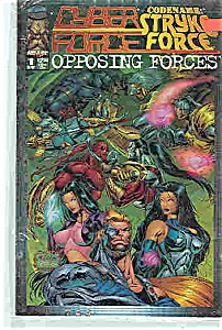 Cyber Force -  Image comics - # l Sept. 1995 (Image1)