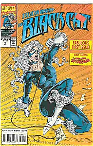 The Black Cat - Marvel comics - # l July 1994 (Image1)
