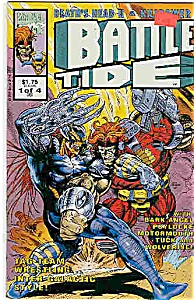 Battle Tide - Marvel comics - Dec. 1992   # 1 (Image1)