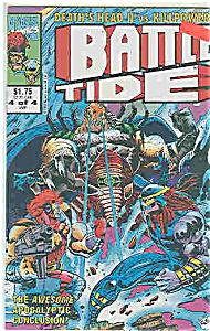 Battle Tide - Marvel comics - 4 of 4   March 1993 (Image1)