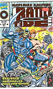 Battle Tide  - Marvel comics - l of 4  Aug. 1993 (Image1)