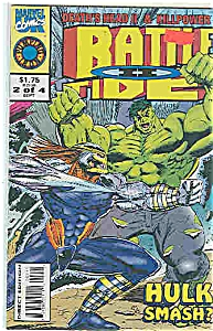 Battle Tide - Marvel comics - # 2 of 4  Sept. 93 (Image1)