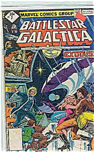 Battlestar Galactica - Marvel comic -# 2     1979 (Image1)