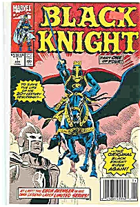 Black Knight - Marvel comics - # l June 1990 (Image1)