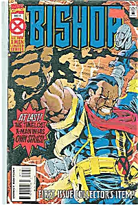 Bishop - Marvel  comics - # 1  Dec. 1994 (Image1)