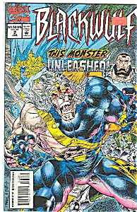 Blackwulf - Marvel comics - # 2 July  1994 (Image1)