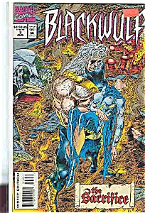 Blackwulf - marvel comics - # 3 August   1994 (Image1)