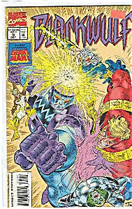 Blackwulf - Marvel comics -# 5 Oct. 1994 (Image1)