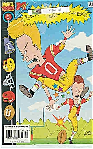 Beavis & Butt-head - Marvel comics - # 21 Nov. 1995 (Image1)