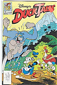 Disneys Duck Tales - Walt Disney Pub.-#4 Sept.1990 (Image1)