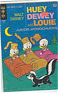 Huey, Dewey & Louie - Western Publishing Co. April 70 (Image1)