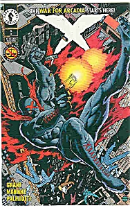 X  - Dark Horse comics - # 9   Nov. 1994 (Image1)
