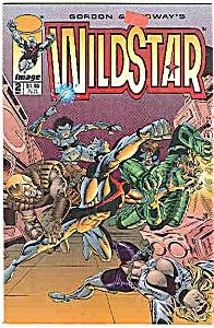 Wild Star - Image comics - # 2 May 1993 (Image1)