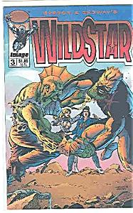 Wild Star = Image comics - # 3 Sept. 1993 (Image1)
