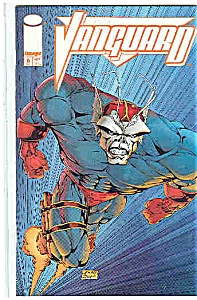 Vanguard - Image Comics -# 6 May 1994