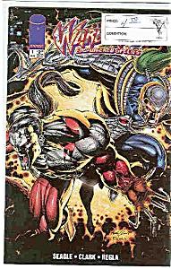 WarBlade - Image comics - # l  Jan. 1994 (Image1)