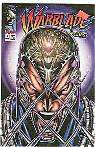 Warblade - Image comics - March 1995  # 3 (Image1)