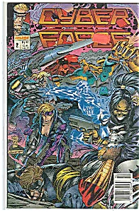 Cyber Force - Image comics - # 2     1992 (Image1)
