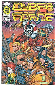 Cyber Force - Image comics - # l  Nov. 1993 (Image1)