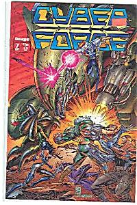 Cyber Force - Image comics - #7 Sept. 1994 (Image1)