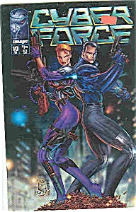 Cyber Force - Image comics - # 10 Feb. 1995 (Image1)