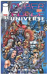 Cyber Force - Image comics - # l Aug. 1994 (Image1)