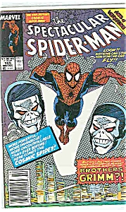 Spiderman - Marvel comics - # 159 Dec. 1989 (Image1)