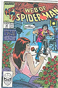 Spiderman - Marvel comics - # 42 Sept. 1988 (Image1)