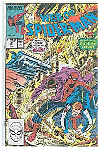 Spiderman - Marvel comics - # 43  Oct.  1988 (Image1)