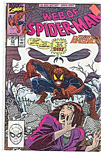 Spiderman - Marvel comics -# 63 April  1990 (Image1)
