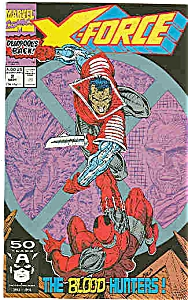 X-Force - Marvel comics - #  2  Sept., 1991 (Image1)