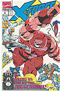 X-Force - Marvel comics - Oct. 1991  # 3 (Image1)
