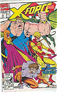 X-Force - Marvel comics - # 5  Dec. 1991 (Image1)