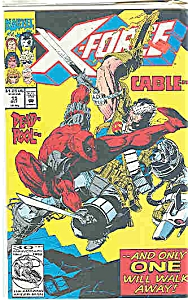 X-Force - Marvel comics - # 15   Oct. 1992 (Image1)