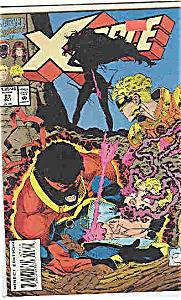 X-Force - Marvel comics - # 27 Oct. 1993 (Image1)